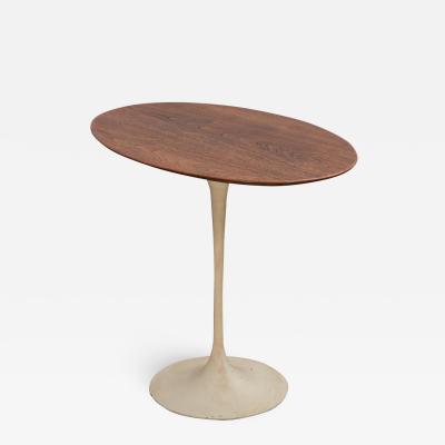 Knoll Saarinen Oval Tulip Side Table
