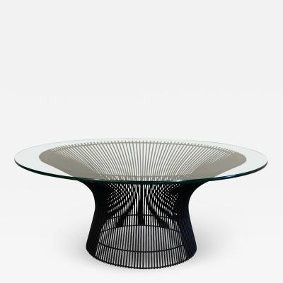 Knoll Warren Platner for Knoll Bronze Cocktail Coffee Table