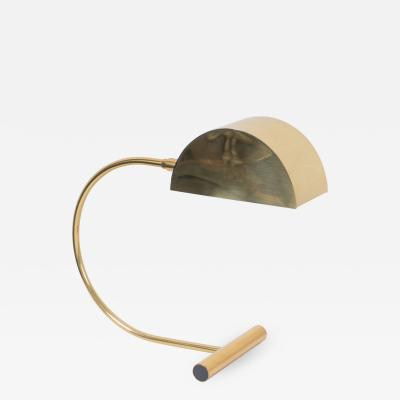 Koch Lowy Koch Lowy Adjustable Brass Task Desk Lamp