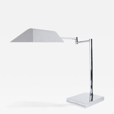 Koch Lowy Koch Lowy Chrome Desk Lamp
