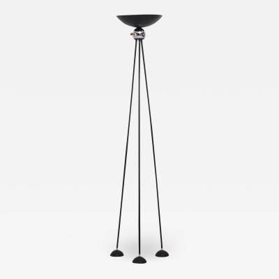 Koch Lowy Koch and Lowy Postmodern Tripod Floor Lamp 1980