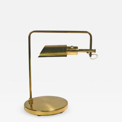 Koch Lowy Koch and Lowy Swing Arm Lamp