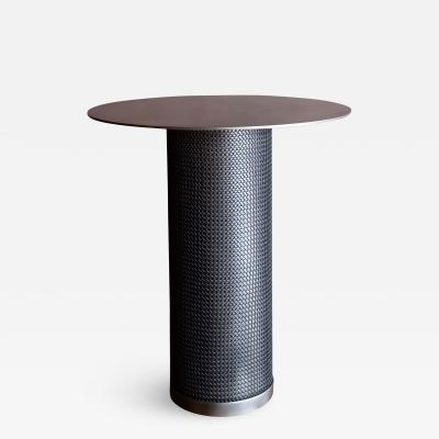 Konekt Armor Cylinder Side Table