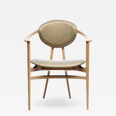 Konekt Bianca Arm Dining Chair by Konekt
