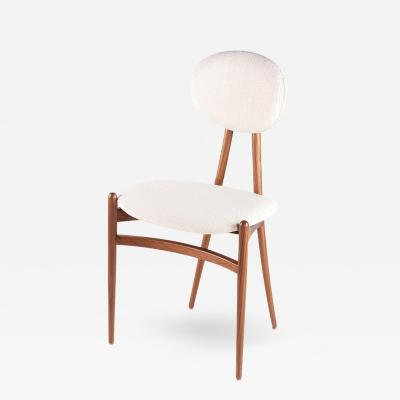 Konekt Bianca Side Chair with Backpan