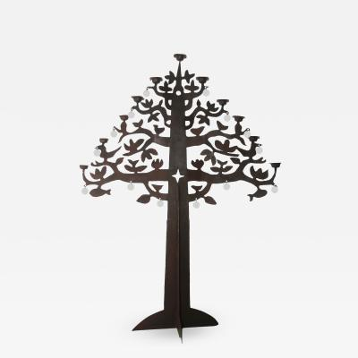 Kosta Boda AB Kosta Boda Smide Bertill Vallien candle holder Livets tr d Tree of Life