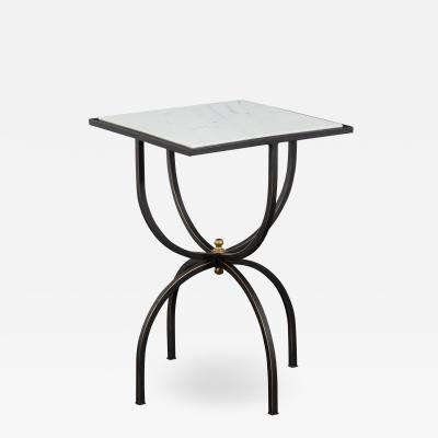 Kravet Inc Balin Side Table White
