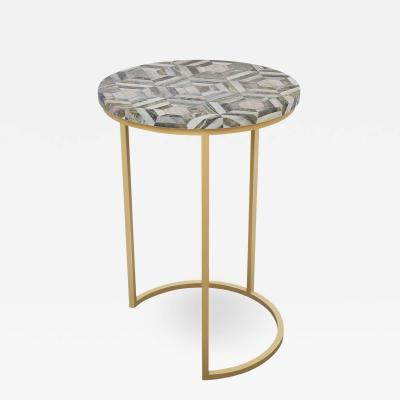 Kravet Inc Culver Table Half Moon
