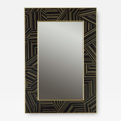 Kravet Inc Get In Line Mirror