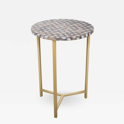 Kravet Inc Griffith Table Tri Leg