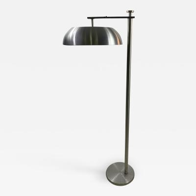 Kurt Versen FLIP TOP MODERNIST FLOOR LAMP BY KURT VERSEN