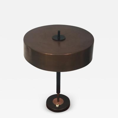 Kurt Versen Inc KURT VERSEN MODERNIST TABLE LAMP