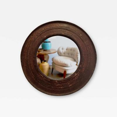 LES POTIERS D ACCOLAY Accolay Pottery Mirror
