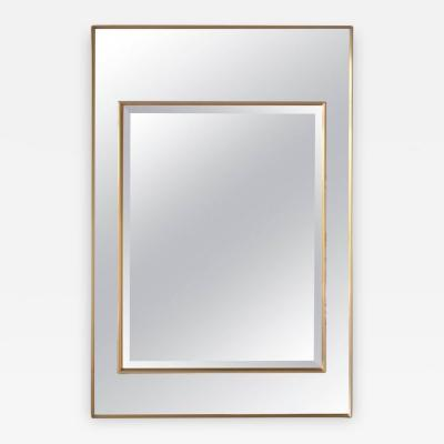La Barge Hollywood Regency Mirror Framed Wall Mirror