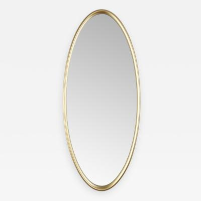 La Barge La Barge Oval Mirror circa 1960s