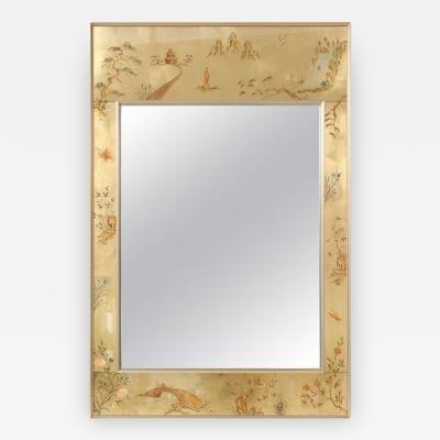 La Barge LaBarge Chinoiserie Mirror