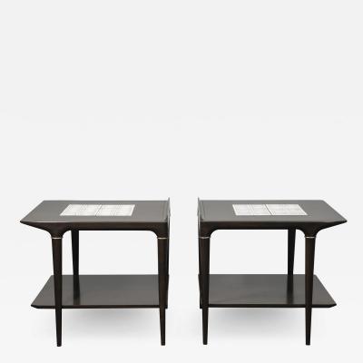 Lane Furniture Cosmopolitan Side Tables