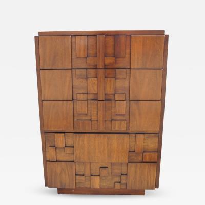 Lane Furniture Five Drawer Mosaic Series Dresser by Lane