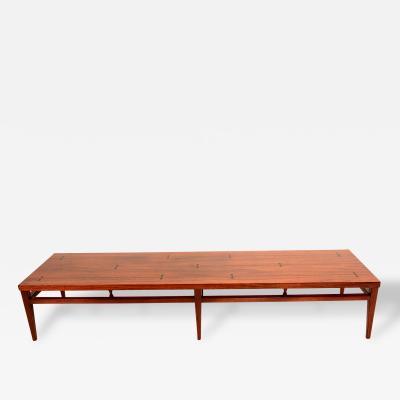 Lane Furniture Mid Century Coffee Table by Lane Paul McCobb Era