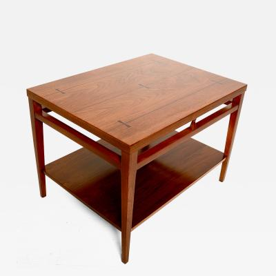 Lane Furniture Mid Century Modern Side Tables By Lane After Paul McCobb