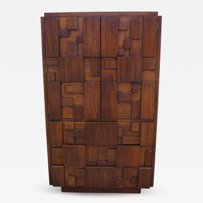 Lane Furniture Tall Mosaic Series Cabinet by Lane