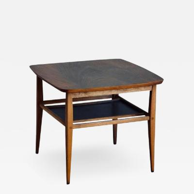 Lane Furniture Walnut Side Table by Lane