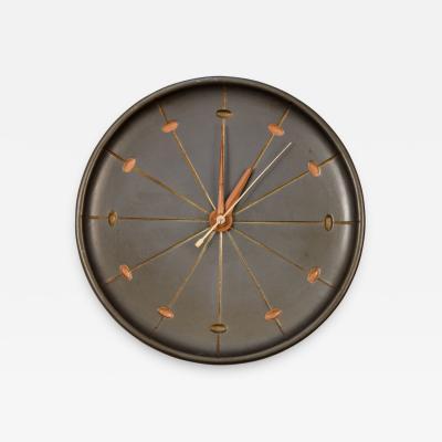 Lanshire Ceramic Clock