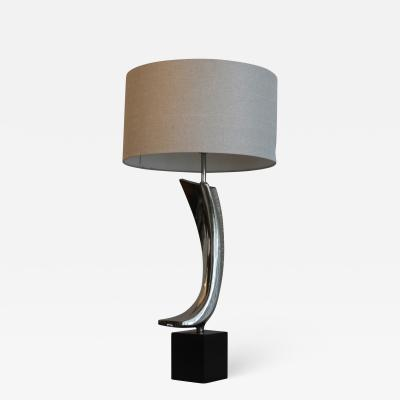 Laurel Lamp Company A Sculptural Laurel Table Lamp By Maurizio Tempestini