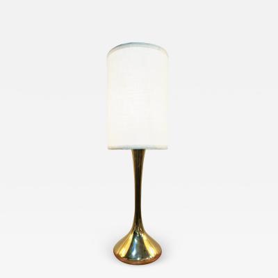 Laurel Lamp Company Lovely American Modern Brass Genie Lamp by Laurel Lamp Co