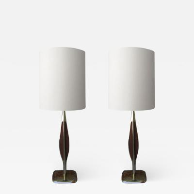 Laurel Lamp Company Pair of Laurel Table Lamps