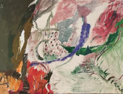 Lawrence Fine Art Splash 1 1959 by Amaranth Roslyn Ehrenhalt