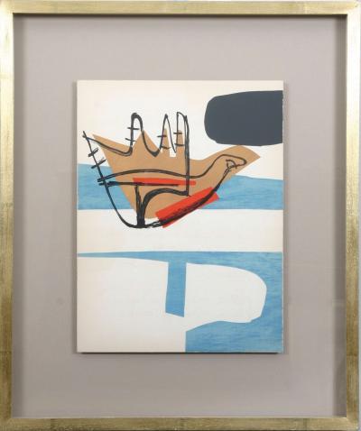 Le Corbusier Jeanneret Perriand Le Corbusier Le Po me de LAngle Droit Original lithographs 1955