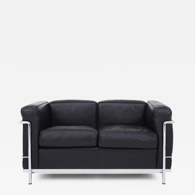 Le Corbusier LC 2 2 Seater Sofa