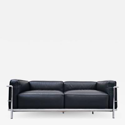 Le Corbusier LC3 Sofa Le Grand Confort Le Corbusier For Cassina