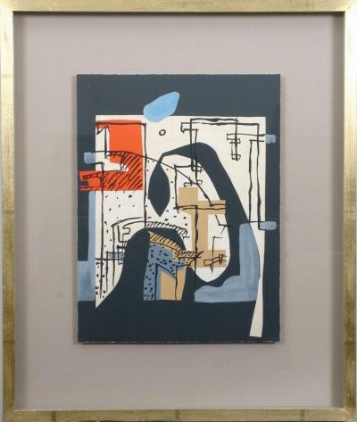 Le Corbusier Le Corbusier Le Po me de LAngle Droit Original lithographs 1955