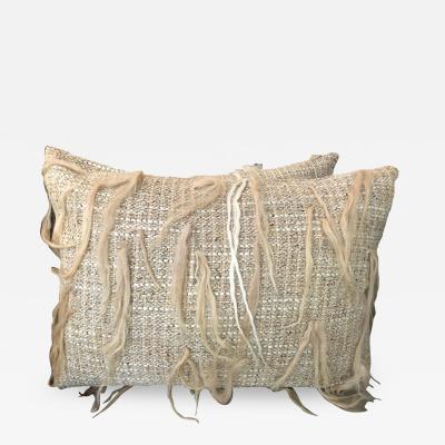 Le Lampade Arezzo Wool Pillow