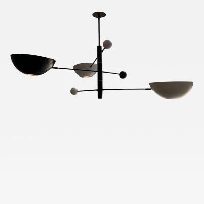 Le Lampade Counter Balance Chandelier by Le Lampade