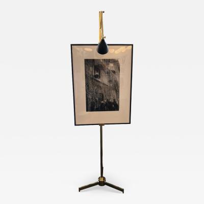 Le Lampade Easel Floor Lamp by Le Lampade