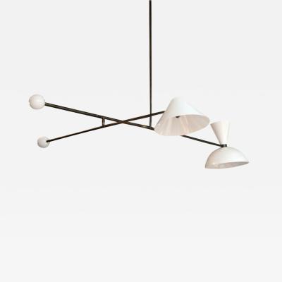 Le Lampade Mobile Chandelier by Le Lampade