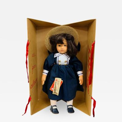 Lenci Rare Vintage 1980s Lenci Doll Serial Number 46