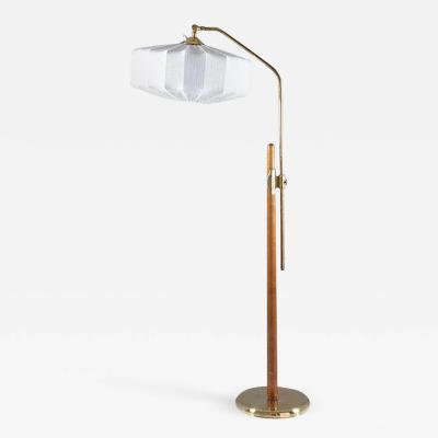 Liberty Midcentury Floor Lamp by Liberty 1940s Sweden