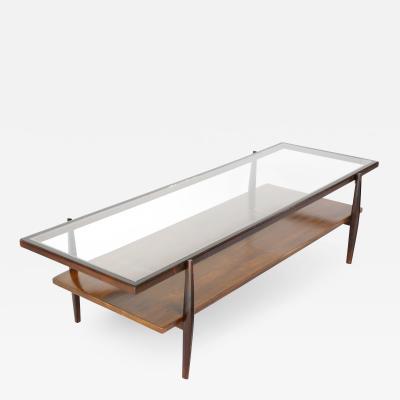 Liceu de Artes e Of cios Mid Century Modern Center Table by Liceu de Artes e Of cios Brazil 1950s