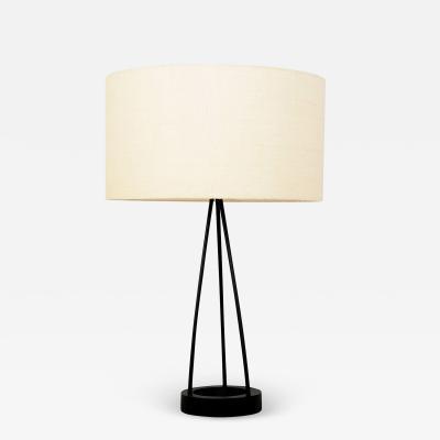 Lightolier Early Tripod Table Desk Lamp Gerald Thurston For Lightolier