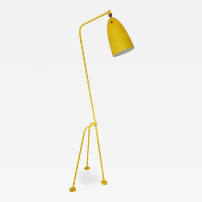 Lightolier Reproduction of Grasshopper Floor Lamp to Greta Grossman