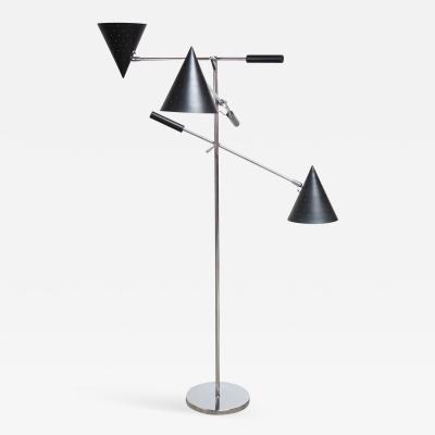 Lightolier Triennale Style Floor Lamp by Lightolier