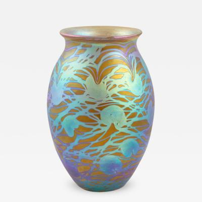 Loetz Loetz Vase Decor Phen Gre 2 474 ca 1902