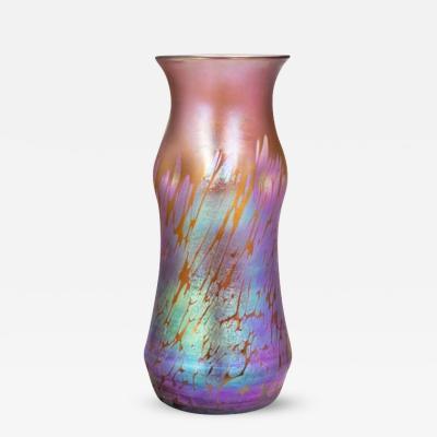 Loetz Loetz Vase Medici Highly Iridenscent ca 1904