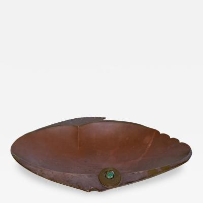 Los Castillo Los Castilo Fish Dish Bowl Mid Century Mexican Modernist