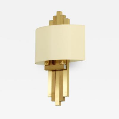 Lumica Large Brass Sconce by BD Lumica Spain