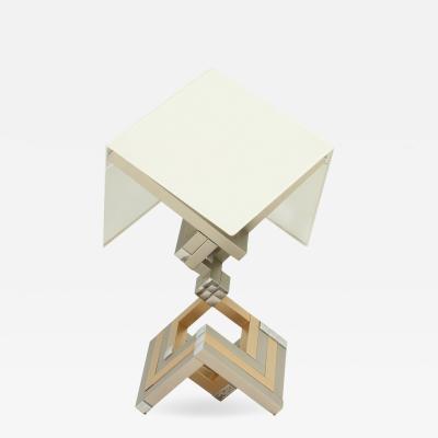 Lumica Large Lumica table lamp Spain 1970s